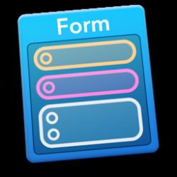 Icon von Form (Bild: RelativeWave, via Mac App Store)