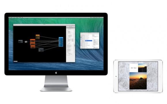 Form und Viewer im Einsatz (Bild: RelativeWave, via Mac App Store)