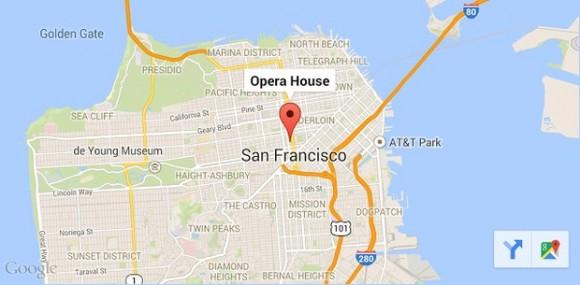Demnächst vermutlich in vielen Apps zu sehen: eine Google Maps Toolbar (Bild: Google)