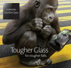 Gorilla Glass 4 (Bild: Corning)