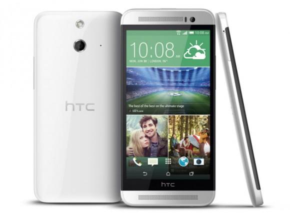Das HTC One (E8) ist ab sofort für 399 Euro erhältlich (Bild: HTC).
