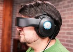 Von Intel geförderte VR-Brille Glyph (Bild: Avegant)