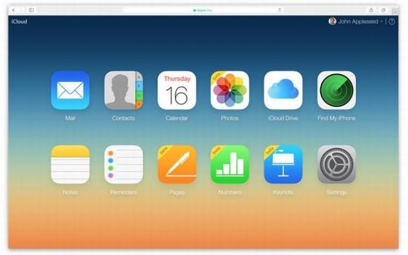 iWork für iCloud (Bild: Apple)