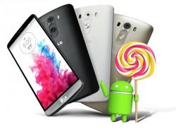 Android 5.0 Lollipop für das LG G3 (Bild: LG)