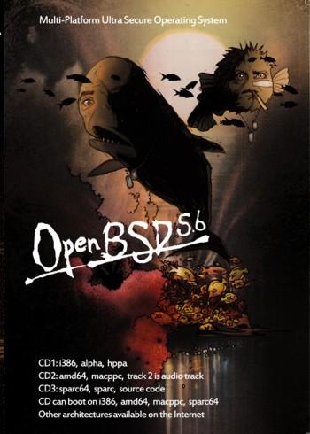 OpenBSD 5.6 ersetzt OpenSSL durch LibreSSL (Bild: OpenBSD).