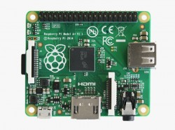 Raspberry Pi Model A+ (Bild: Raspberry)