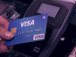 Laut Forschern der Newcastle University ist das kontaktlose Bezahlen per Visa-Karte unsicher (Bild: Visa)