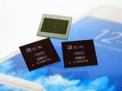 Samsung 8-Gigabit-LPDDR4-DRAM (Bild: Samsung)