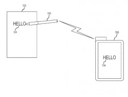 Apple-Patent für einen Digitalstift (Bild: Apple, via USPTO)