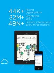 Box hat über 32 Millionen Nutzer und mehr als 44.000 zahlende Firmenkunden (Bild: Box).