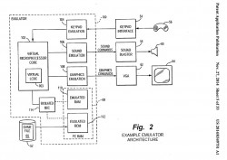 Gameboy-Emulationstechnik (Bild: Nintendo, via USPTO)