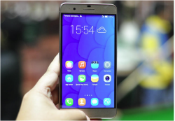 Phablet Huawei Honor 6 Plus (Foto: CNET.com)