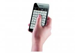 Die TV Control App ersetzt die Fernbedienung (Bild: Kabel Deutschland/KDG)