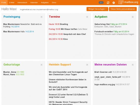 Mailbox.org bewirbt sein Cloud-Office als Alternative zu Microsoft Office 365 und Google Apps (Bild: Mailbox.org).