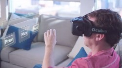 Nimble VR im Einsatz (Screenshot: ZDNet.de)
