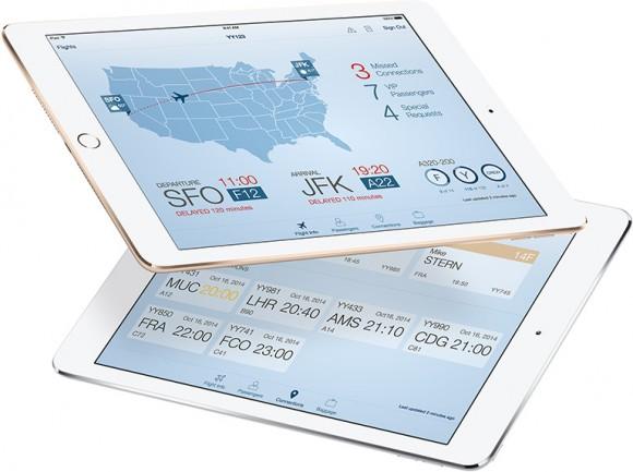 """""""Passenger+"""" ist ein Hilfsmittel für Flugbegleiter (Bild: Apple)."""