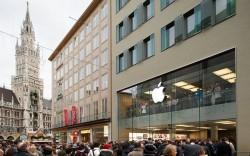 Apple Store in München (Bild: Apple)
