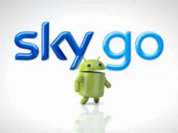 Sky Go ist endlich auch für Android-Geräte verfügbar (Bild: Sky)