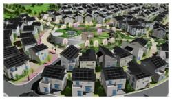Sustainable Smart Town (Bild: Panasonic)