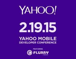 Yahoo kündigt erste Mobilentwicklerkonferenz  an (Bild: Yahoo)