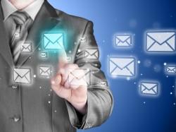 E-Mail-Flut kostet Produktivität (Bild: Shuttsterstock).