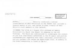CIA-Untersuchungsbericht (Screenshot: ZDNet.de)