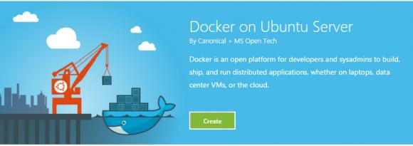Docker-Image für Ubuntu Linux auf Azure (Bild: Microsoft)