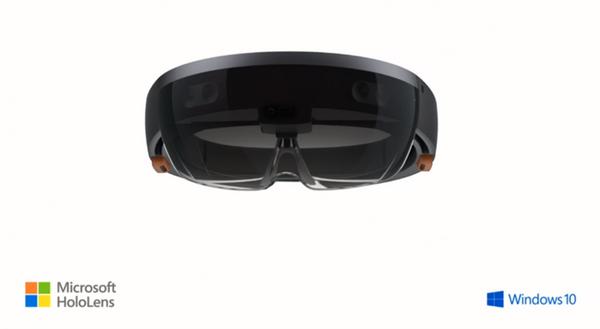 microsoft stellt augmented reality brille hololens vor. Black Bedroom Furniture Sets. Home Design Ideas