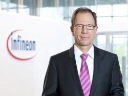 Infineon-Vorstandschef Reinhardt Ploss (Bild: Infineon)