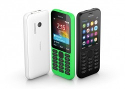 Nokia 215 (Bild: Microsoft)