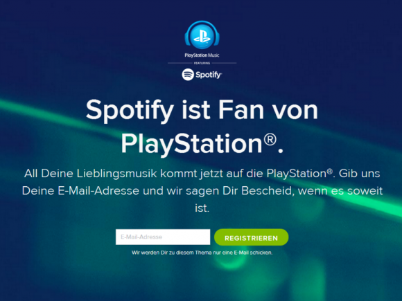 Auf Music Unlimited folgt Ende März PlayStation Music (Screenshot: ZDNet.de).