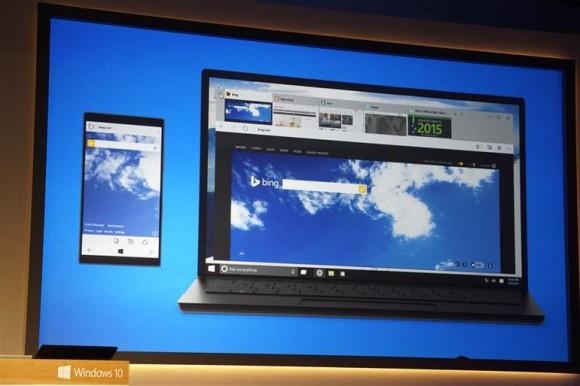 Spartan ist als Standardbrowser für Windows-10-Geräte vorgesehen (Bild: Nate Ralph/CNET)