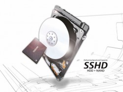 Toshiba SSHD (Bild: Toshiba)