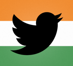 Logo Twitter India (Bild: Twitter)