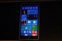 Microsoft gibt ersten Ausblick auf Windows 10 für Smartphones und kleine Tablets