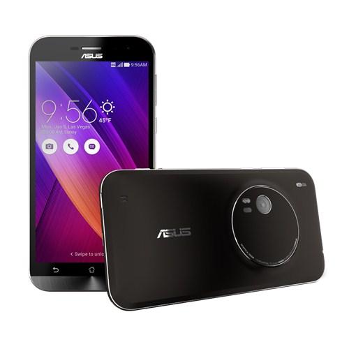 Das ZenFone Zomm bietet einen optischen 3-fach-Zoom (Bild: Asus).