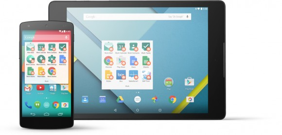 Android for Work (Bild: Google)