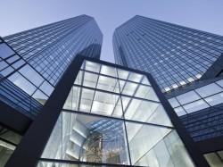 Die Türme der Deutsche-Bank-Zentrale in Frankfurt am Main (Bild: Deutsche Bank)