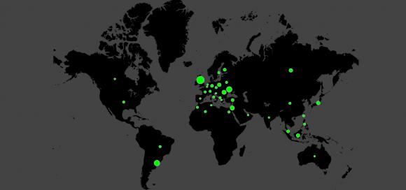 Die meisten Bugs haben 2014 europäische Forscher eingereicht (Bild: Goolge).