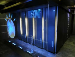 IBMs kognitives Computersystem Watson (Bild: IBM)