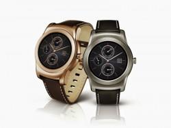 Die LG Watch Urbane richtet sich vor allem an Luxusliebhaber (Bild: LG).