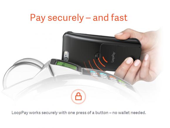 Samsung hat den mobilen Bezahldienst LoopPay übernommen (Bild: LoopPay).