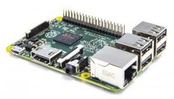 Der Raspberry Pi 2 kommt mit 900-MHz-Quad-Core-CPU und 1 GByte RAM (Bild: Raspberry).
