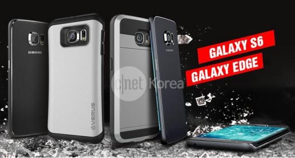 Samsung Galaxy S6 und Edge (Bild: CNET Korea)