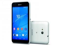 Das Xperia E4g wird ab April zu Preisen ab 119 Euro erhältlich sein (Bild: Sony).