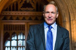 Tim Berners-Lee (Bild: Paul Clarke, Creative Commons 4.0)