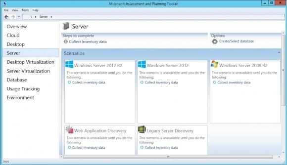 Mit dem kostenlosen Microsoft Assessment and Planning Toolkit unterstützt Microsoft Unternehmen bei der Migration (Screenshot: Thomas Joos).