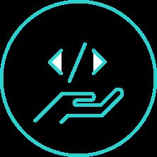 Logo Facebook ThreatExchange (Bild: Facebook)