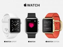 Apple Watch: Modellübersicht (Bild: Apple)