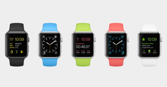 Apple Watch Sport (Bild: Apple)